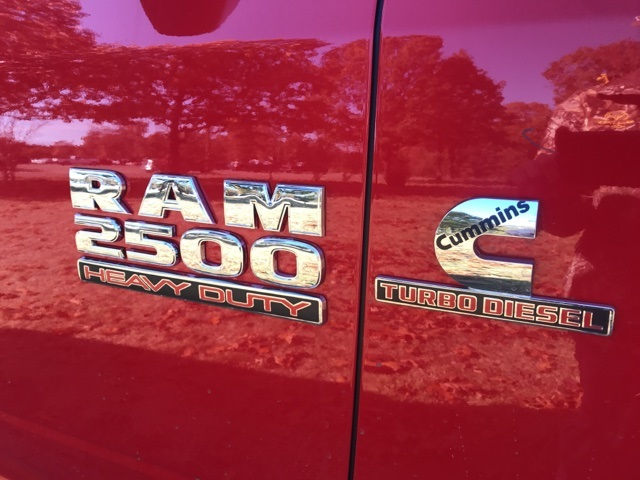 2018 Ram 2500 Crew Cab 4x4,  Pickup #JG359202 - photo 21