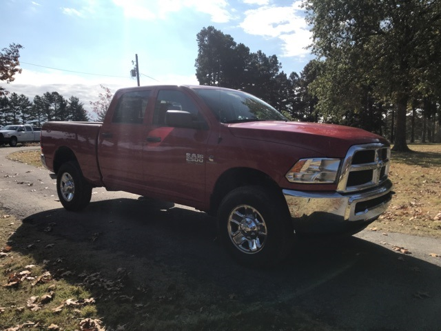 2018 Ram 2500 Crew Cab 4x4,  Pickup #JG359202 - photo 4