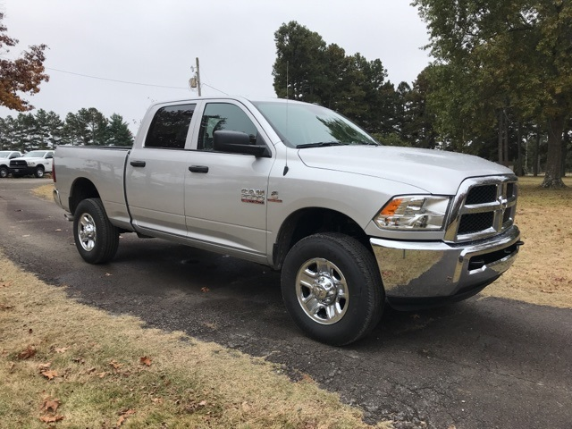 2018 Ram 2500 Crew Cab 4x4,  Pickup #JG359212 - photo 4