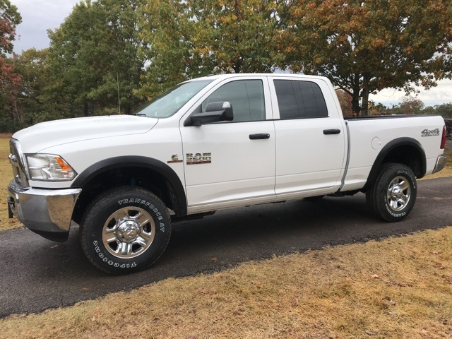 2018 Ram 2500 Crew Cab 4x4,  Pickup #JG359701 - photo 1