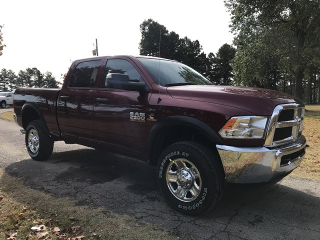 2018 Ram 2500 Crew Cab 4x4,  Pickup #JG359706 - photo 4