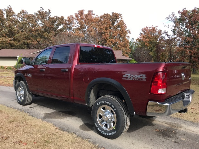 2018 Ram 2500 Crew Cab 4x4,  Pickup #JG359706 - photo 2