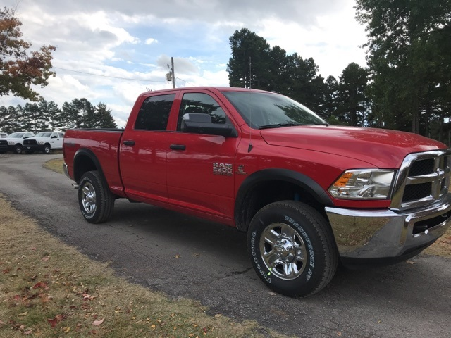 2018 Ram 2500 Crew Cab 4x4,  Pickup #JG359710 - photo 4