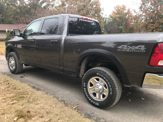 2018 Ram 2500 Crew Cab 4x4,  Pickup #JG359711 - photo 2