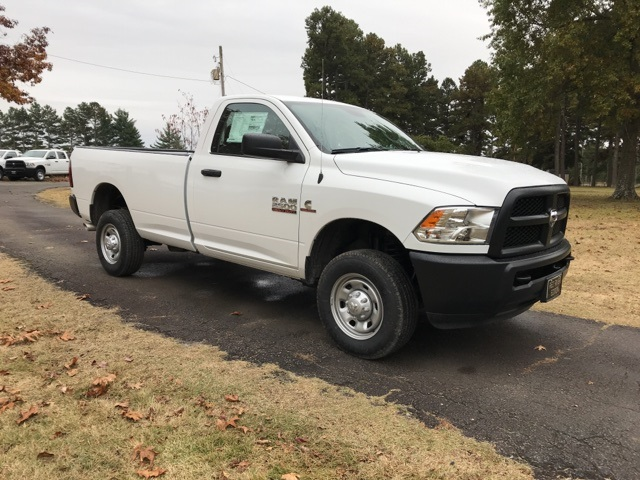 2018 Ram 2500 Regular Cab 4x4,  Pickup #JG359721 - photo 4