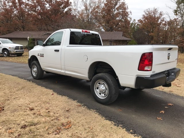 2018 Ram 2500 Regular Cab 4x4,  Pickup #JG359721 - photo 2