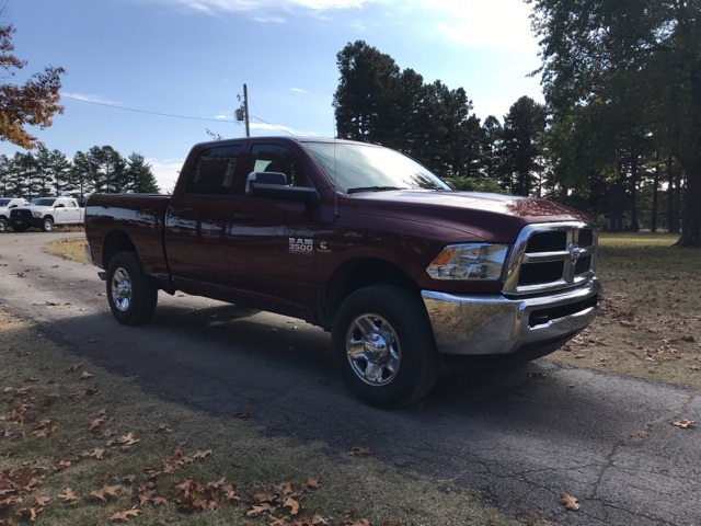 2018 Ram 3500 Crew Cab 4x4,  Pickup #JG361579 - photo 4