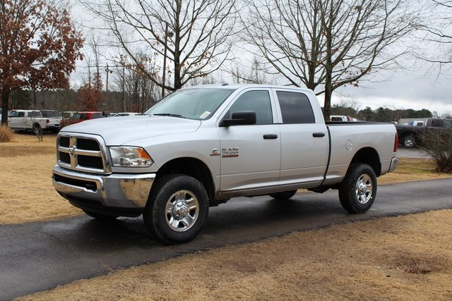 2018 Ram 2500 Crew Cab 4x4,  Pickup #JG417406 - photo 1