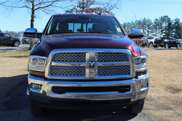 2018 Ram 3500 Crew Cab DRW 4x4,  Pickup #JG429040 - photo 3