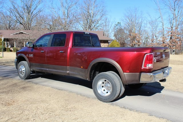 2018 Ram 3500 Crew Cab DRW 4x4,  Pickup #JG429040 - photo 2