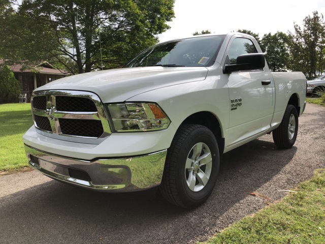 2019 Ram 1500 Regular Cab 4x4,  Pickup #KG501552 - photo 1