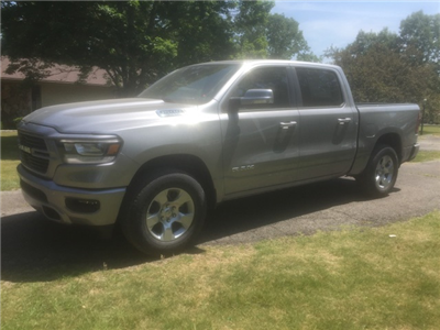 2019 Ram 1500 Crew Cab 4x4,  Pickup #KN545353 - photo 1