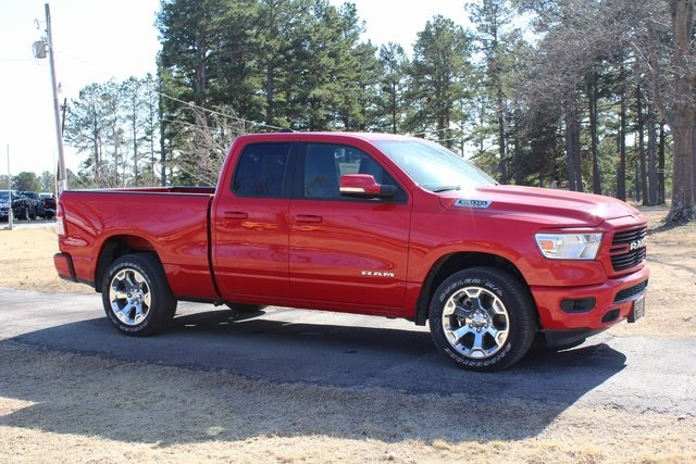 2019 Ram 1500 Quad Cab 4x2,  Pickup #KN582453 - photo 4