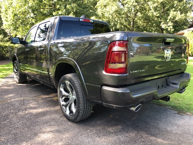 2019 Ram 1500 Crew Cab 4x4,  Pickup #KN632644 - photo 2