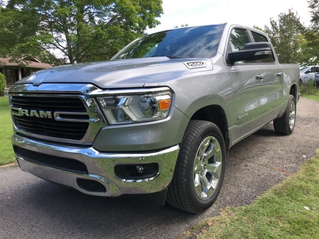 2019 Ram 1500 Crew Cab 4x4,  Pickup #KN644917 - photo 1