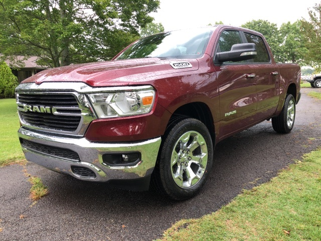 2019 Ram 1500 Crew Cab 4x4,  Pickup #KN644923 - photo 1