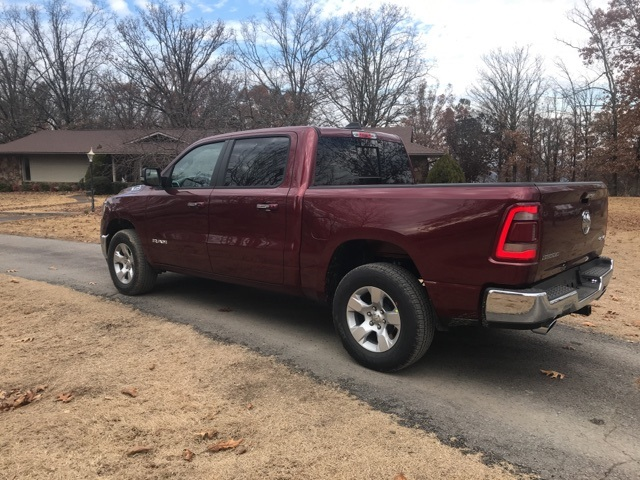 2019 Ram 1500 Crew Cab 4x4,  Pickup #KN719991 - photo 2