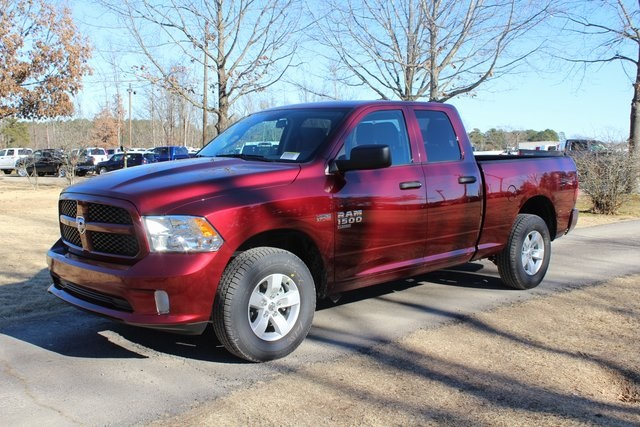 2019 Ram 1500 Quad Cab 4x4,  Pickup #KS597861 - photo 1