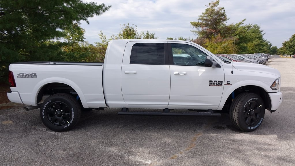 2018 Ram 2500 Mega Cab 4x4, Pickup #C8190 - photo 4