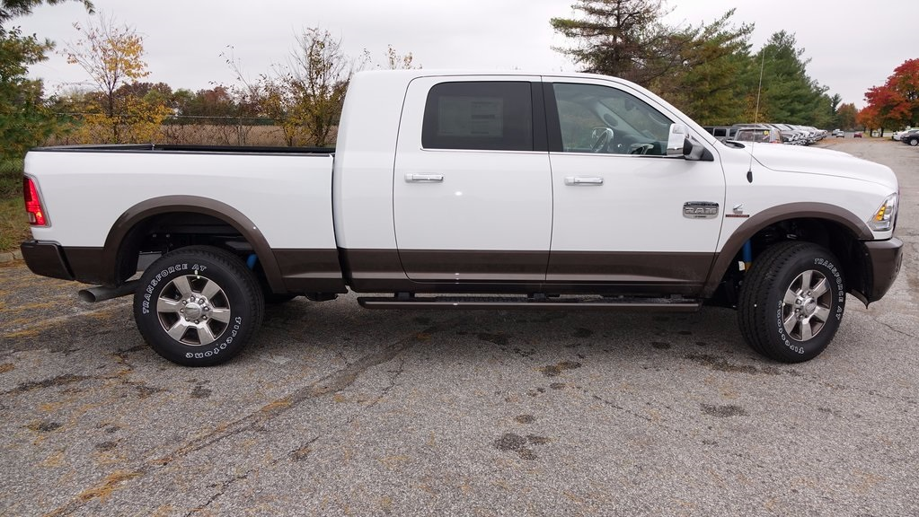 2018 Ram 2500 Mega Cab 4x4, Pickup #C8220 - photo 3