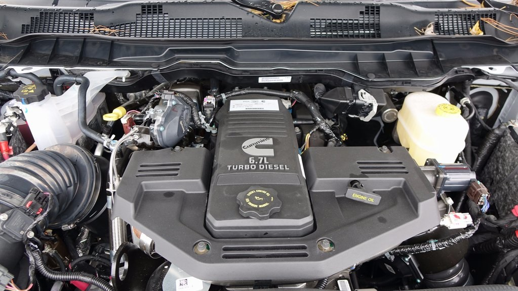 2018 Ram 2500 Mega Cab 4x4, Pickup #C8220 - photo 35