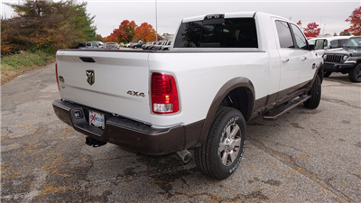 2018 Ram 2500 Mega Cab 4x4, Pickup #C8220 - photo 2