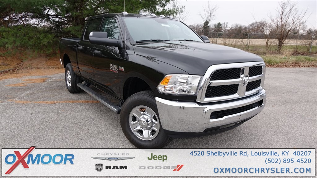 2018 Ram 2500 Crew Cab 4x4, Pickup #C8230 - photo 1