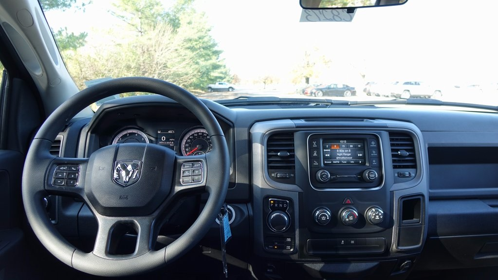 2018 Ram 1500 Crew Cab 4x4, Pickup #C8273 - photo 12