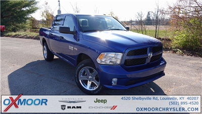 2018 Ram 1500 Crew Cab 4x4, Pickup #C8273 - photo 1
