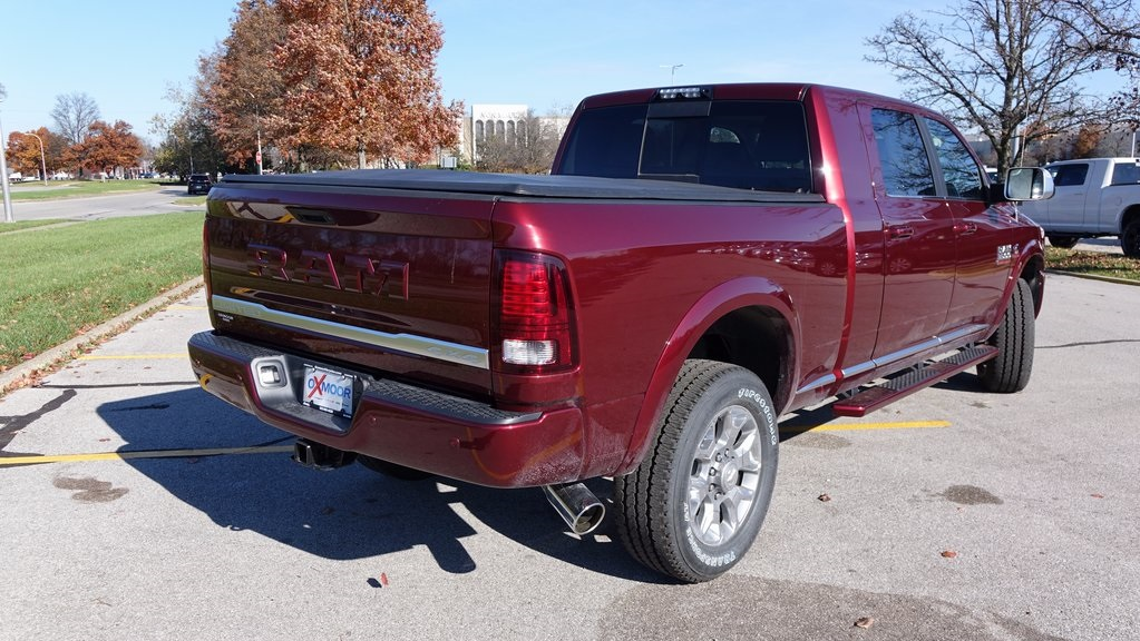 2018 Ram 3500 Mega Cab 4x4, Pickup #C8282 - photo 2