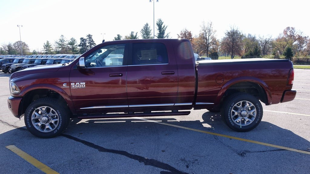 2018 Ram 3500 Mega Cab 4x4, Pickup #C8282 - photo 6
