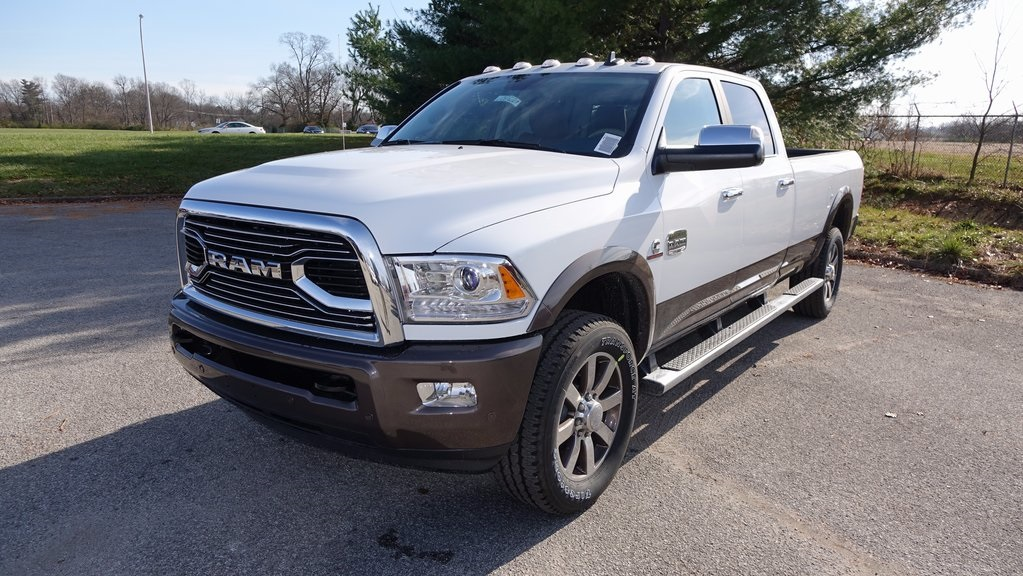 2018 Ram 3500 Crew Cab 4x4, Pickup #C8320 - photo 7