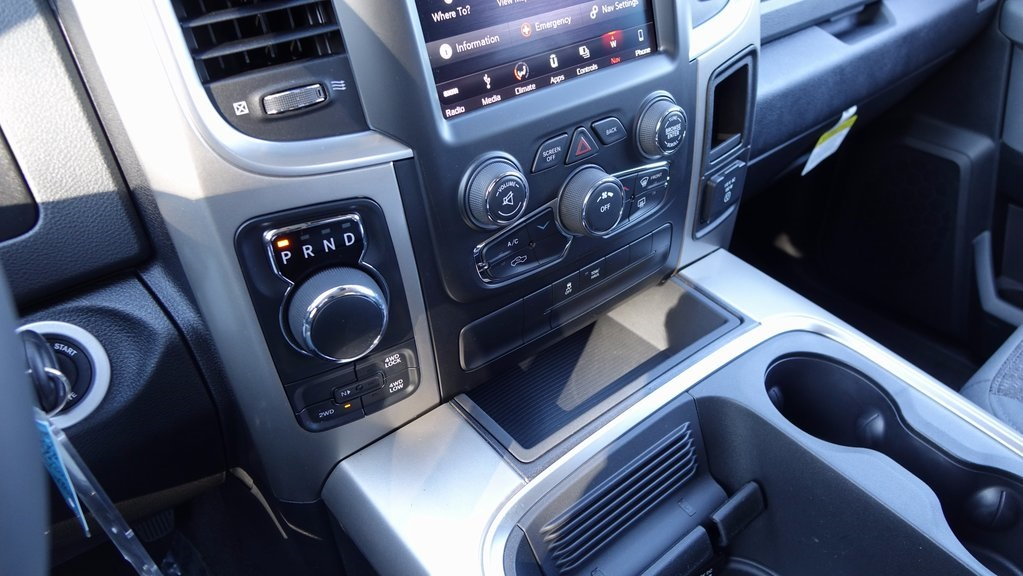 2018 Ram 1500 Crew Cab 4x4, Pickup #C8322 - photo 23