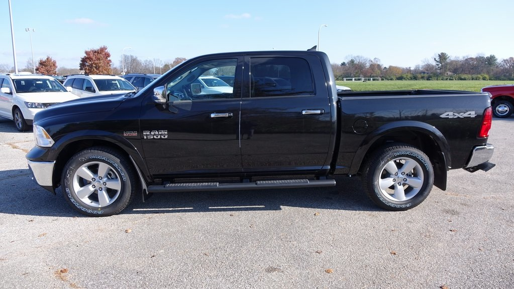 2018 Ram 1500 Crew Cab 4x4, Pickup #C8322 - photo 6