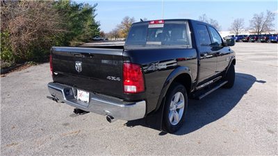 2018 Ram 1500 Crew Cab 4x4, Pickup #C8322 - photo 2
