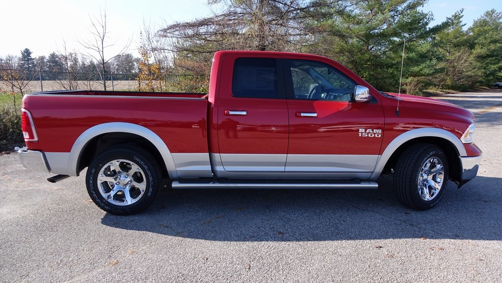 2018 Ram 1500 Quad Cab 4x4, Pickup #C8390 - photo 3