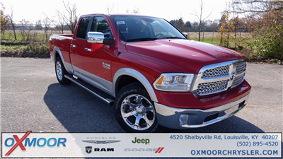 2018 Ram 1500 Quad Cab 4x4, Pickup #C8390 - photo 1
