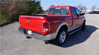 2018 Ram 1500 Quad Cab 4x4, Pickup #C8390 - photo 2