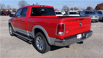 2018 Ram 1500 Quad Cab 4x4, Pickup #C8390 - photo 5