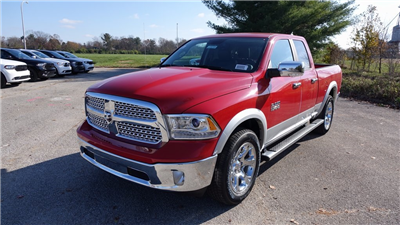 2018 Ram 1500 Quad Cab 4x4, Pickup #C8390 - photo 7