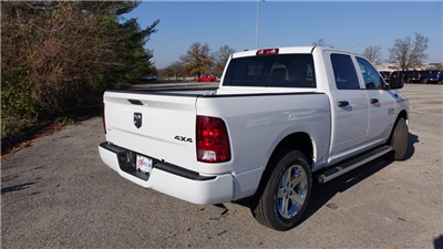 2018 Ram 1500 Crew Cab 4x4, Pickup #C8404 - photo 2