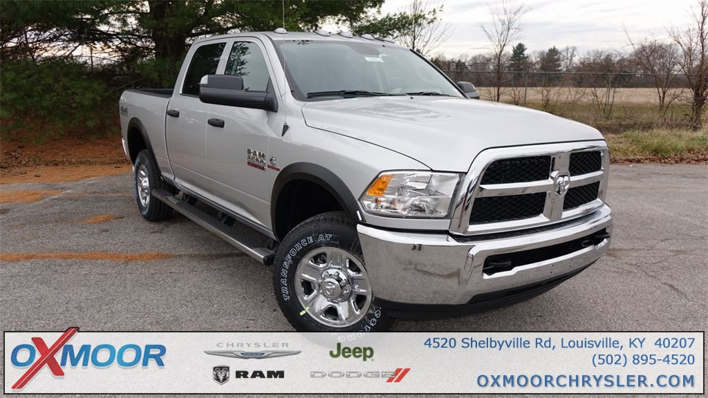 2018 Ram 2500 Crew Cab 4x4, Pickup #C8462 - photo 1
