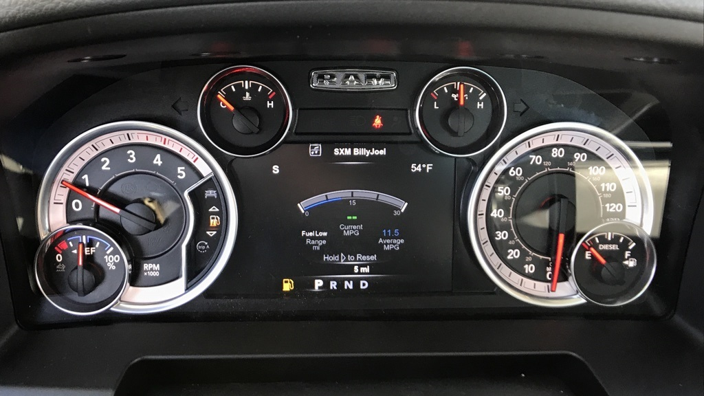 2018 Ram 3500 Crew Cab DRW 4x4, Pickup #C8504 - photo 23