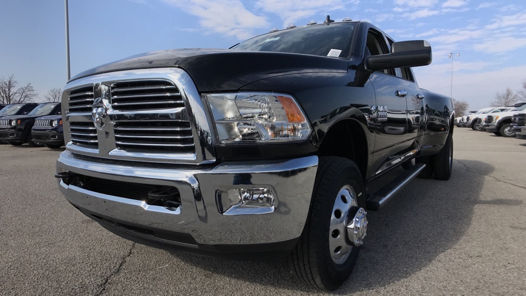 2018 Ram 3500 Crew Cab DRW 4x4, Pickup #C8504 - photo 11