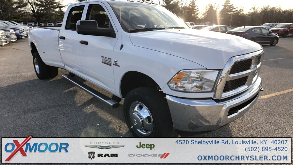 2018 Ram 3500 Crew Cab DRW 4x4, Pickup #C8531 - photo 1