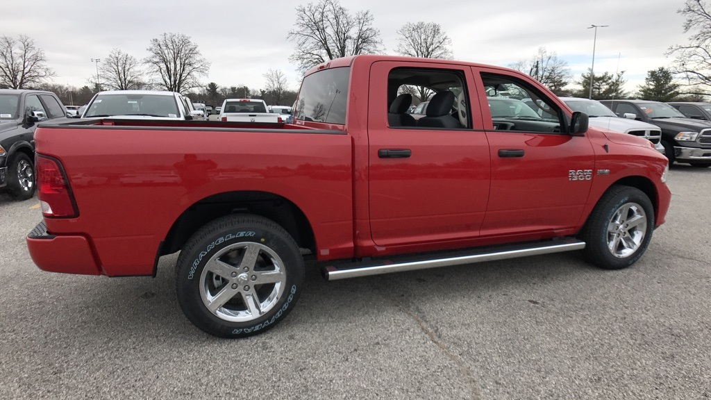 2018 Ram 1500 Crew Cab 4x4, Pickup #C8539 - photo 2