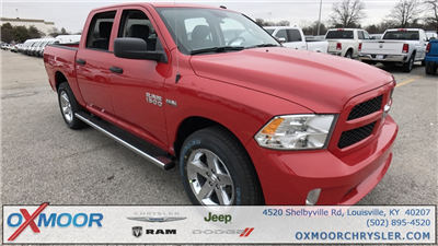 2018 Ram 1500 Crew Cab 4x4, Pickup #C8539 - photo 1
