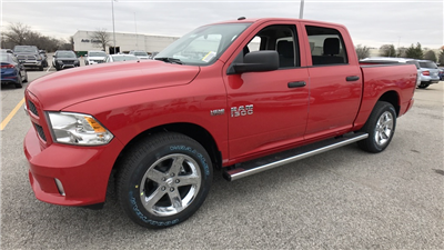 2018 Ram 1500 Crew Cab 4x4, Pickup #C8539 - photo 6