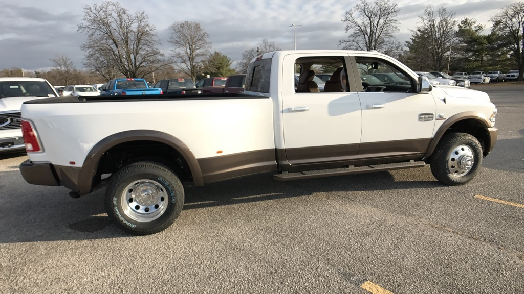 2018 Ram 3500 Crew Cab DRW 4x4, Pickup #C8548 - photo 2