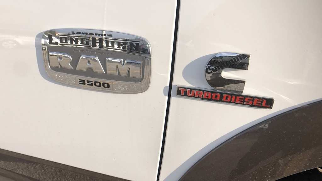 2018 Ram 3500 Crew Cab DRW 4x4, Pickup #C8548 - photo 10